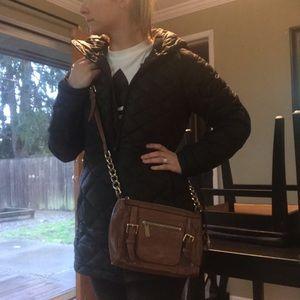 Michael Kors Bags - Michael Kors leather crossbody